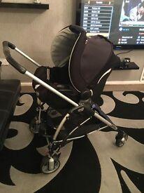 baby comfort buggy £35
