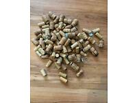 Wine and champagne corks