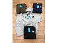 MENS DESIGNER CLOTHING RANGE TRAINERS TRACKSUITS POLO TSHIRTS JUMPERS WHOLESALE