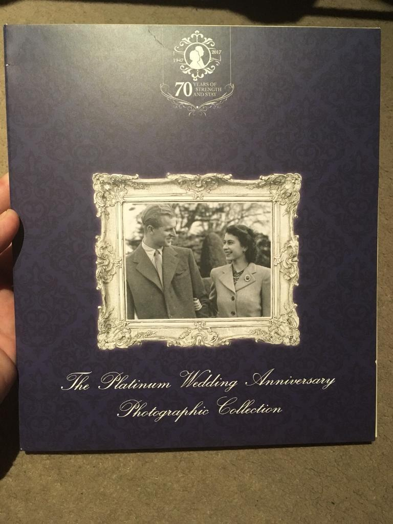 Up For Sale The Royal Platinum Wedding Photographic Coin Album 1