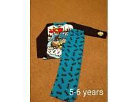 Brand new batman pyjamas 5-6 years