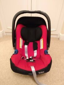 britax car seat BABY-SAFE PLUS SHR II - in excellent condition