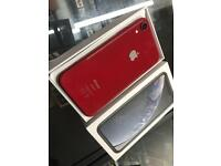 iPhone XR 64GB Product Red Unlocked