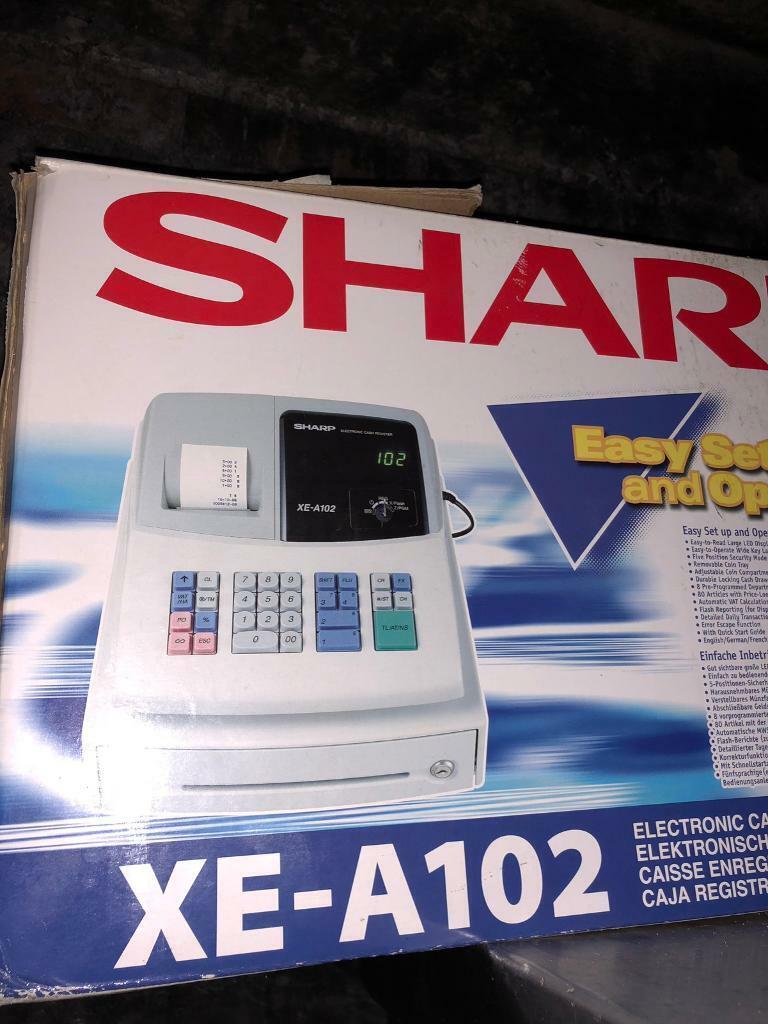 Sharp cash register | in Clapham Common, London | Gumtree