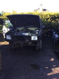 Landrover discovery 300 tai breaking for parts