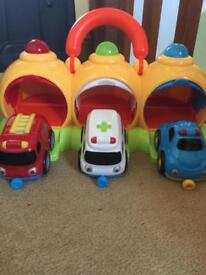 Early Learning Centre Emergency Services Garage