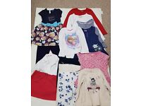Used - 3-4 Year Old Girls Bundle Of Clothes