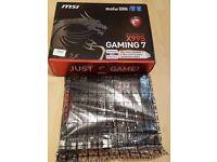 MSI x99s gaming 7 LGA 2011-3 socket Motherboard