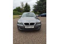 BMW 520d LCI (facelift)