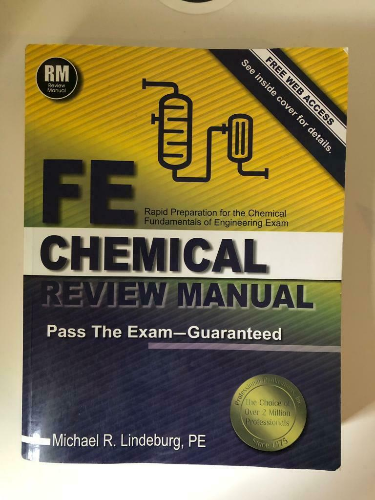 FE Chemical Review Manual | in London | Gumtree