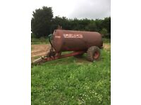 Rapid 1850g tanker / water bowser