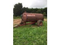 Rapid 1850g tanker / water bowser