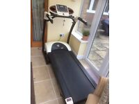 Bremshey RN5 Motorised Folding Treadmill