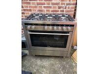 Siemens range oven,microwave, dishwasher, extractor hood