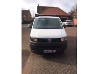 VW TRANSPORTER 2014 T5 T28 102 WITH NO VAT !!!!!!!!