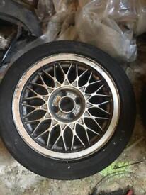 4x100 bbs rz wheels