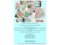 Leicester Beginners Sewing Classes (sew a cushion)