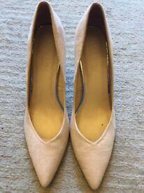 Office high heels ladies shoes