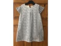 Brand new with tags next dress 3-4