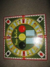 Vintage Happy New Year Game Board Only