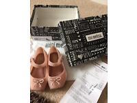 Mini Melissa shoes size 4