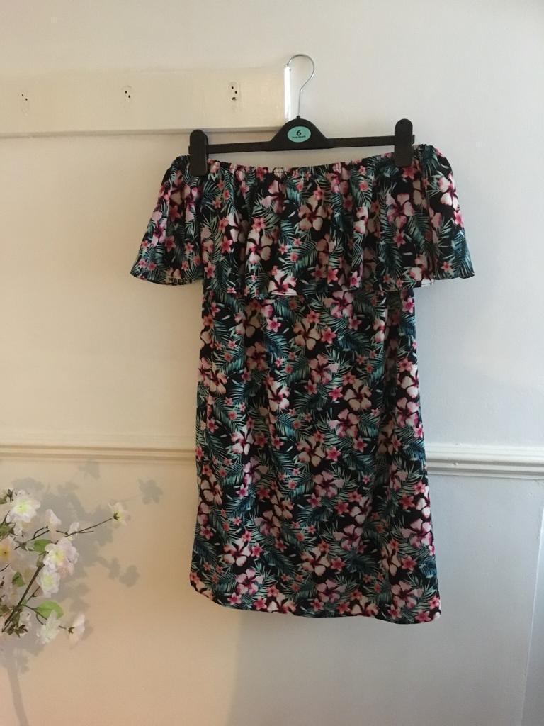 Summer dress size 16
