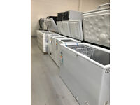 Huge range of DISCOUNTED Chest Freezers from £89! 12 Month Warranty, Graded.
