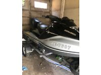 Seadoo gtx 4tec supercharged limited edition