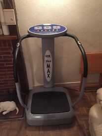 Gym Form Vibro Max Vibration Machine