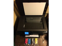 Colour printer, scanner HP Photosmart 5520