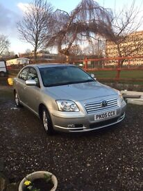 Toyota Avensis, only 1 previous owner