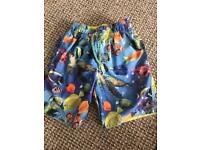 Boys swimming shorts 3-4