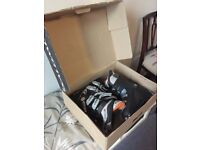 Salomon ski boots for sale - size 24.5 (Uk 5) only £35