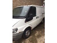 Ford transit van spairs and repairs