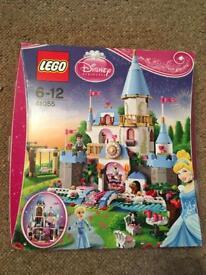 Disney Lego Cinderella Castle