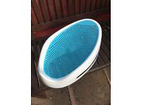 Blue Angelcare Bath seat