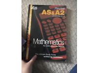 Maths and accounting revision books