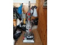 grey Dyson DC14 All Floors Upright Hoover new motor 1 months warranty just with the motor