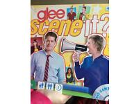 "Scene It game based on ""Glee"""