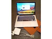 Apple MacBook Pro 13 2.7ghz 8GB 128GB PCIe SSD Retina 2015