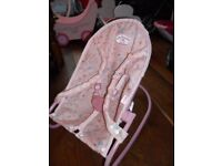 baby annabell rocking chair carry seat