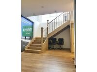 *Split Level, Shop Front Office (newly refurbished), Moments from Canary Wharf**