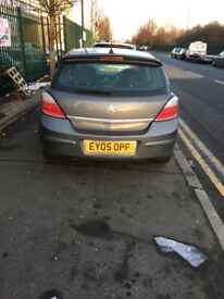 Vauxhall Astra SRI 2005 Turbo *Spares and repairs*