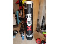 RDX Punch Bag never used!