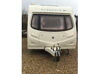 2006 AVONDALE ARGENTE 550/4 4 BERTH END BATHROOM MODEL