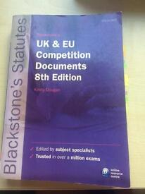 UK& EU Competition Documents