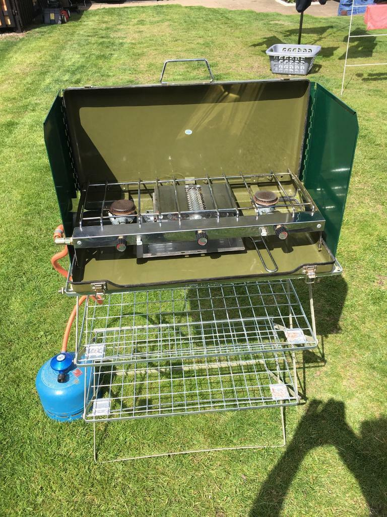 Camping stove & grill, stand & gas | in Liverpool ...