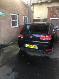Volkswagen Golf TSI 1.4 5dr (Turbo) with body kit