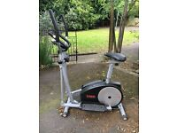 Unused Exercise Bike/Cross Trainer