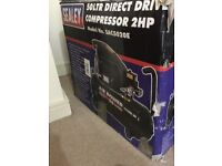 Sealey Direct Drive Compressor- brand new, never opened!